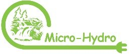 Alternative energy created with Micro-hydro