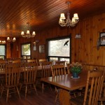 Ecolodge Dining Room
