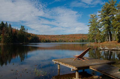 Algonquin Park Lake