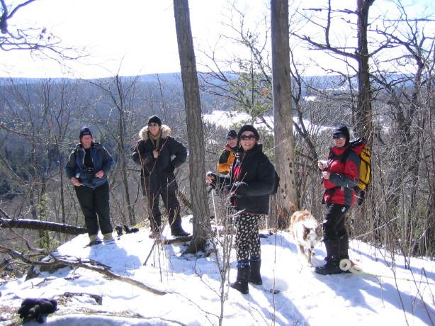 Snowshoe Lookout