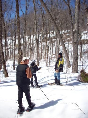 Snowshoeing8