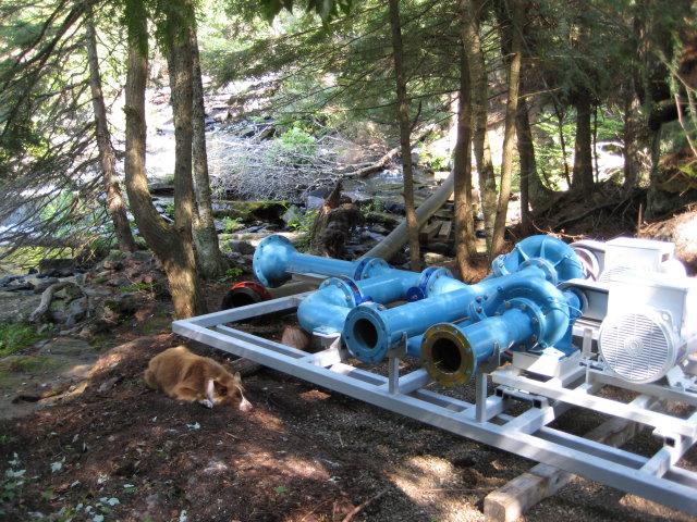 Micro-hydro Turbines