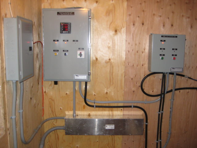 Micro-hydro control system