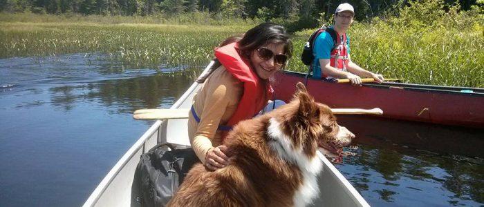 ontario canoeing
