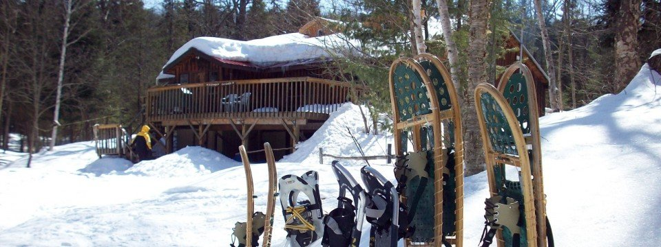 Algonquin Park Cross-Country Skiing